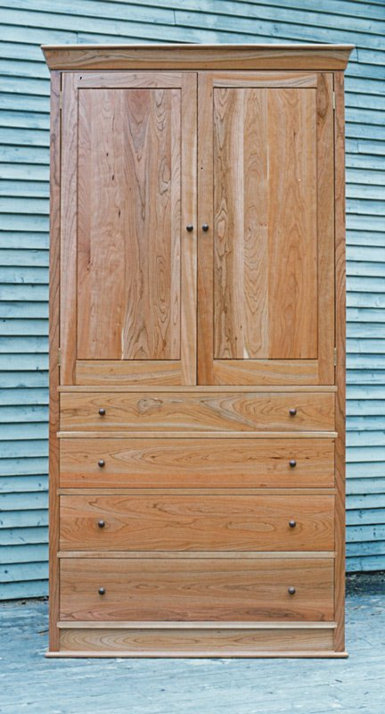 Armoire in Cherry
