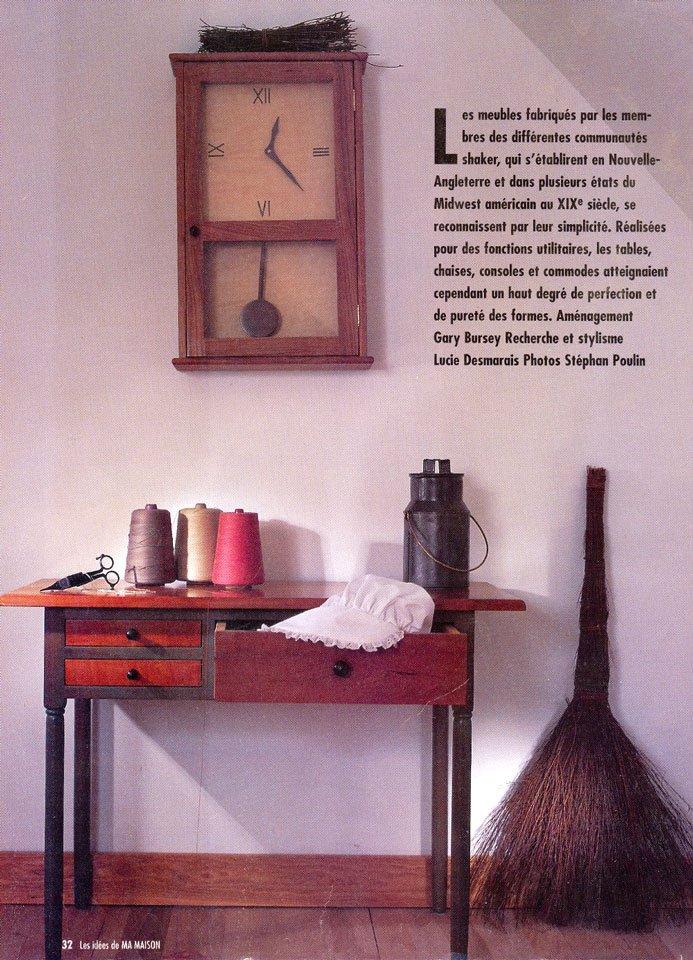 Les idées de Ma Maison, March 1995, Page 32