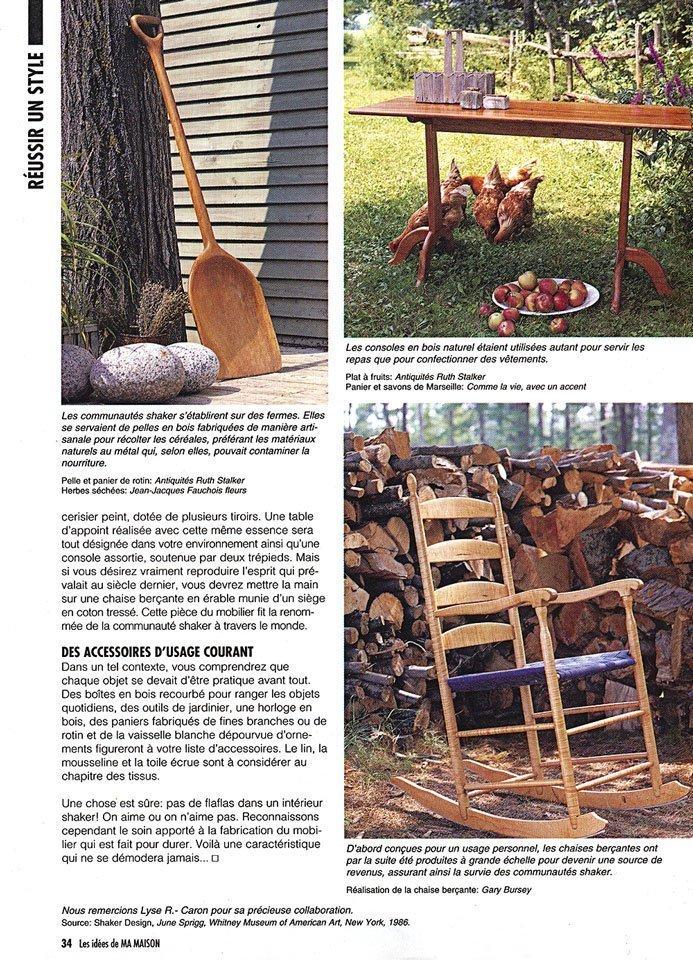 Les idées de Ma Maison, March 1995, Page 34
